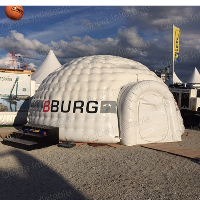 New Design outdoor giant inflatable dome tent party event white inflatable igloo tent for sale & New Design outdoor giant inflatable dome tent party event white ...