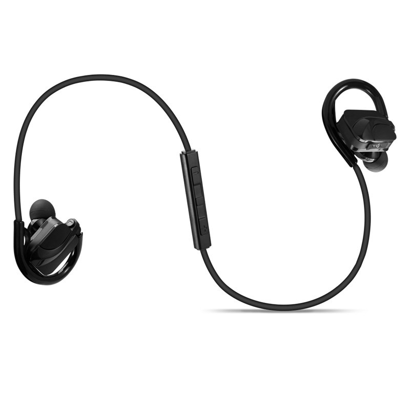 Bluetooth Headphones headset HD Stereo wireless sports headsets Handsfree sweatproof earphone voice control (10)
