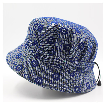 Mujeres Madre abuela Sombrero de sol de moda Floral Pescador Panamá - Accesorios para la ropa - foto 4