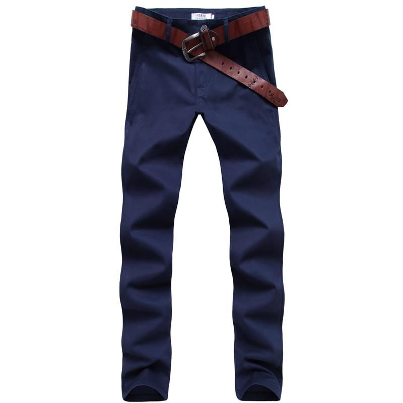 Popular Khaki Slim Pants-Buy Cheap Khaki Slim Pants lots from ...