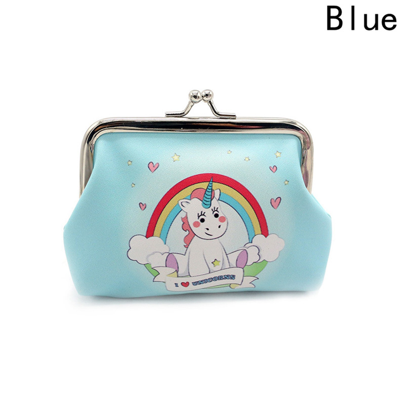 Money Bag Small Pocket Cartoon Coin Purse Mini Coin Purse 2018 Fashion Change Purse Simple Hasp Wallet