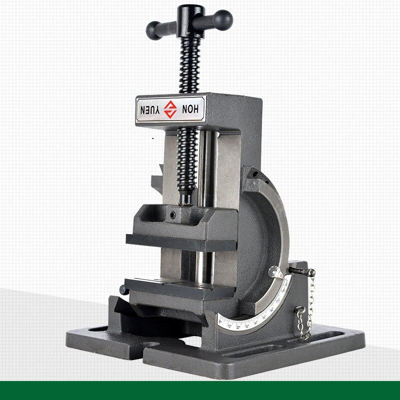 Sotrlo 3 Inch Drill Press Tilting Vise Cast Iron