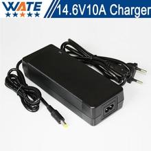 14.6V10A Зарядное устройство 4S 12.8 В 14.4 В Lifepo4 Батарея Зарядное устройство Выход 14.6 В Lifepo4 батареи Зарядное устройство Бесплатная доставка