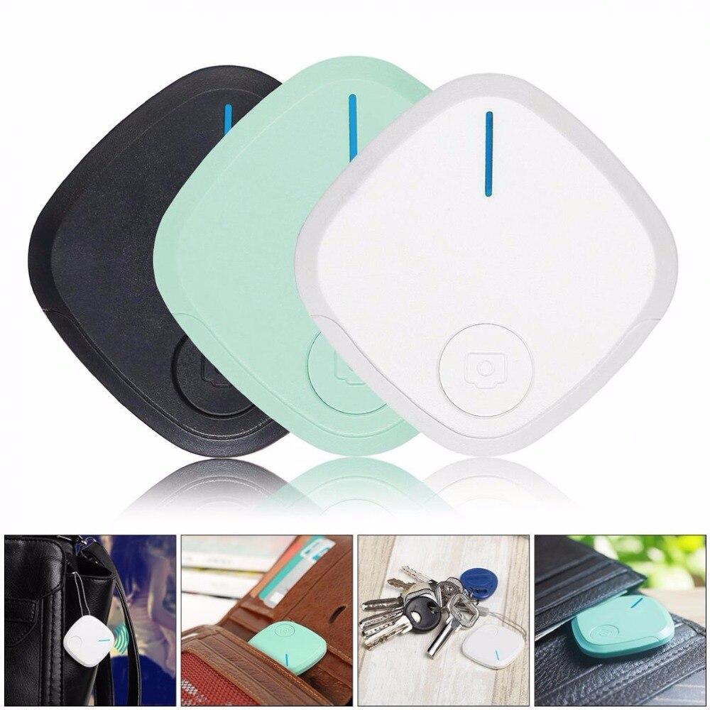 Распродажа мини Беспроводной Bluetooth трекер с GPS трекер и Сигнализация против потери для телефонов/Чемодан/Старый Люди/Дети