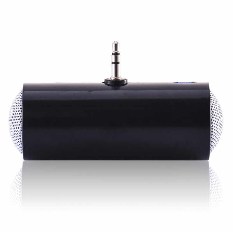 Mini Loudspeaker Stereo MP3 Music Player 3.5mm Jack Speakers for Computer Mobile Phone Portable Speakers for Phone Pad PC
