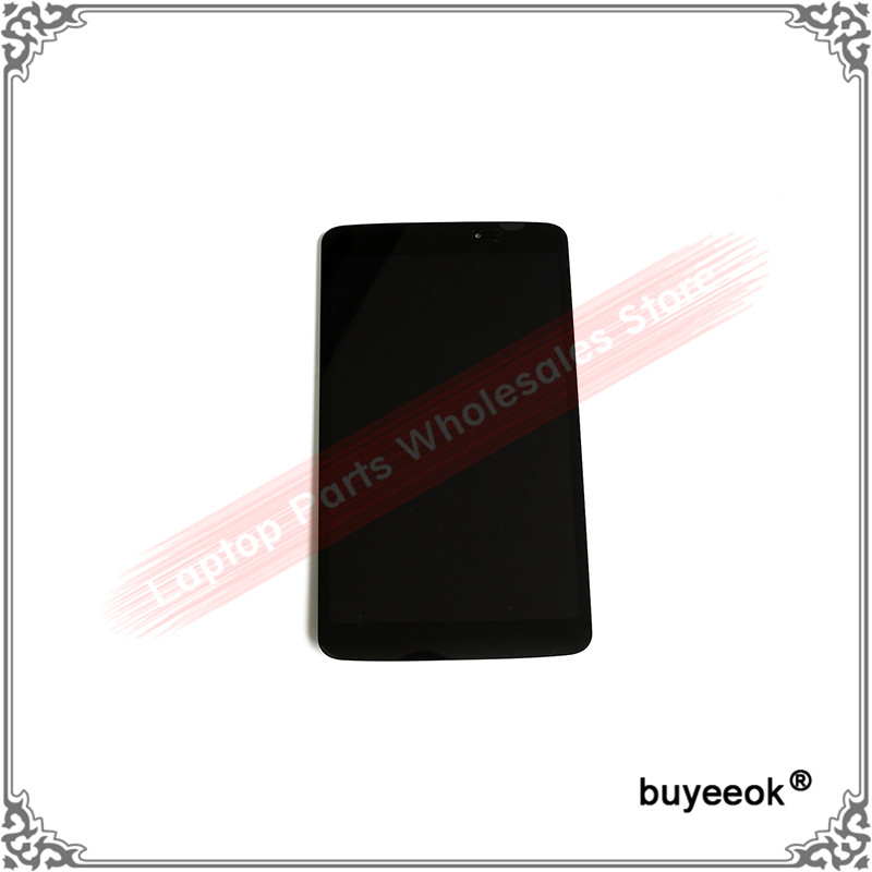 все цены на Original New LCD Display Touch Screen Digitizer Assembly For LG G Pad 8.3 V500 WIFI Replacement онлайн