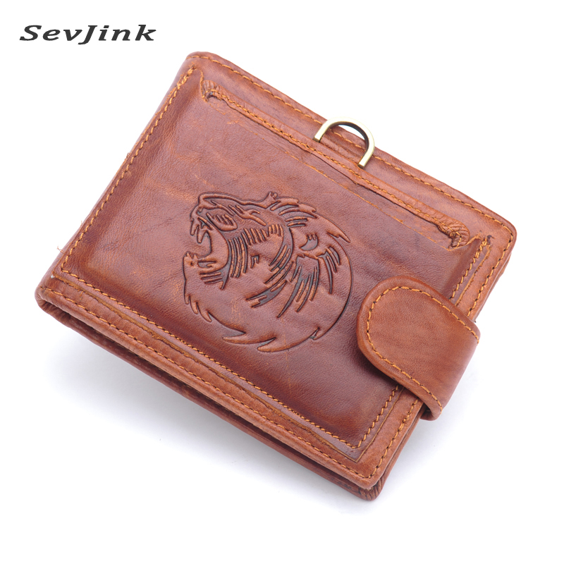Genuine Leather wallets Men Wallet Short Coin Purse Vintage Wallet Brand  ID Credit Card Zipper Pocket Wallet Purse 2017 new wallet small coin purse short men wallets genuine leather men purse wallet brand purse vintage men leather wallet