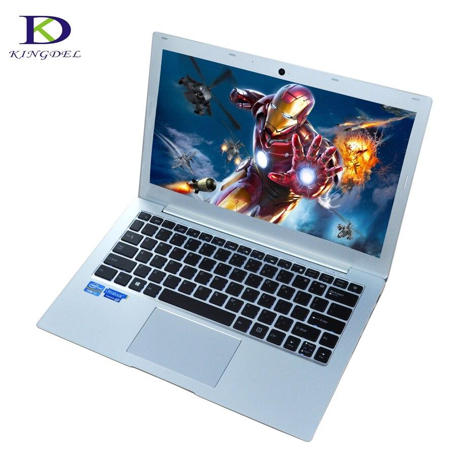 "latest 13.3"" Laptop Computer Intel i7 7500U 4M Cache UltraSlim Laptop Computer Backlit Keyboard DDR4 8GB RAM 1TB SSD HDD Type-c"