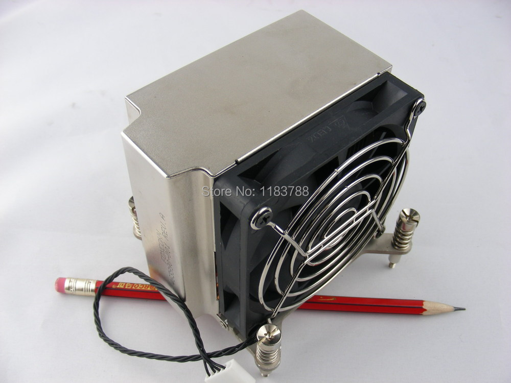 New Z800 Heatsink Fan Assembly for HP Z400 Z600 Z800 Workstation Processor 463990 001
