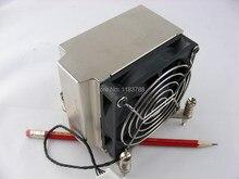 Utilisé Dissipateur Thermique et Ventilateur pour HP Z400 Z600 Z800 Workstation Processeur 463990 001
