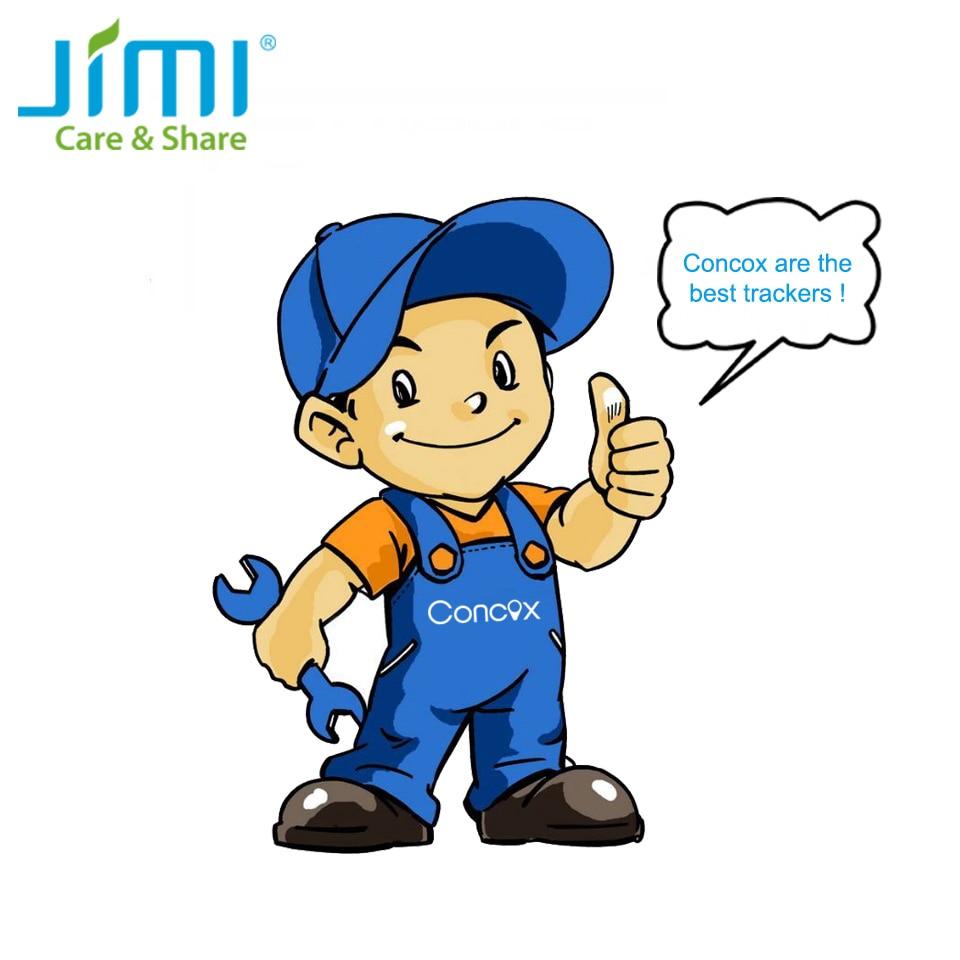 Concox GPS Tracker Installation For GT06E GT06F GT06N GT800 GV20 GV25 JM01 JM007 MT200 TR02 TR06