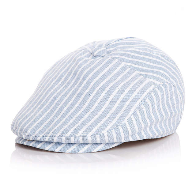b1173cffd US $4.8 |Cute !! Children Stripe Classic Style Baby Fashion Cap Toddler  Summer Berets Baby Hat Boy Caps for Child Girl Berets Kids Hats-in Hats &  Caps ...