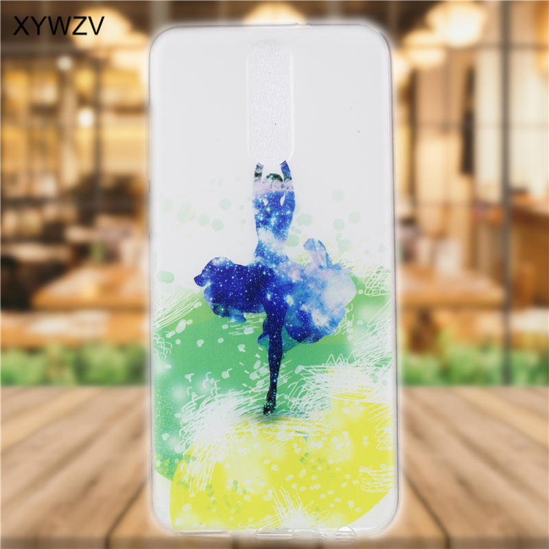 Image 4 - sFor Huawei Nova 2i Case Cover Soft Silicone Pattern Phone Case For Huawei Nova 2i Back Cover For Maimang 6 Case Coque Fundas <-in Fitted Cases from Cellphones & Telecommunications