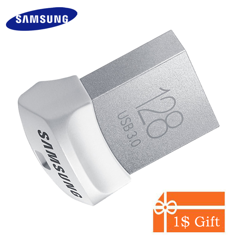 Samsung 150MB/S Usb Flash Drive 128GB 64GB 32GB 16GB OTG Usb 3.0 Pen Drive Mini U Disk Stick Usb Key with Micro USB for Phone car key mini usb flash drive 3 0 pen drive 16gb 32gb 64gb black