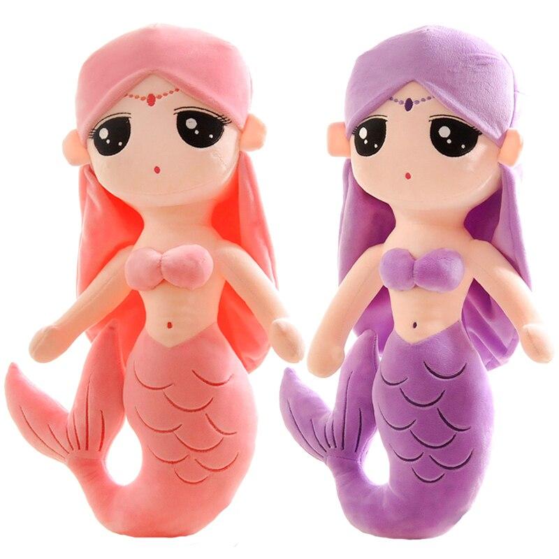 Nuevo La muñeca de la sirena Juguetes de peluche Regalo de niña - Muñecas y accesorios - foto 1