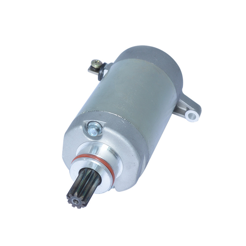 Motorcycle Engine Electric Starter Motor For Yamaha YBR125 YBR 125 Engine Spare Parts brand new motorcycle engine assy fuel gas pump for yamaha ybr 125 ybr 250 all models petrol pump