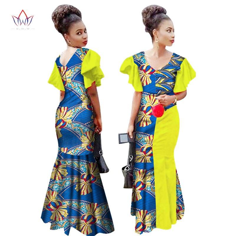 Haljine s afričkim printom bez rukava za žene Udobne tiskane - Ženska odjeća - Foto 1