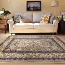 Persian Style Carpets For Living Room Soft Bedroom Rugs And Study Floor Mat Coffee Table Classic Turkey Floral Area Rug