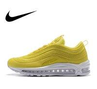 Оригинальный Для мужчин работает уличная спортивная обувь Nike Air Max ОГ 97 QS обувь дизайнерские спортивные 2019 новый список 917646 008