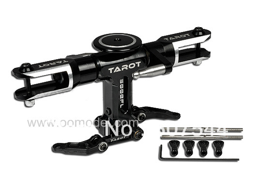 Tarot 500FL Flybarless Rotor Head TL50123 Black Tarot 500 parts free shipping with tracking tarot 500 parts 430mm carbin fiber blade tl50070 04 tarot 500 parts free shipping with tracking