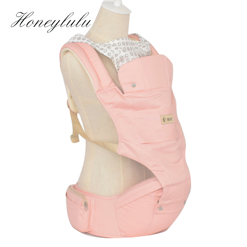Honeylulu Cotton Baby Carrier Windproof Cap Sling For Newborns Baby Kangaroo Ergoryukzak Backpacks To Load Babies Front Carrier|Backpacks & Carriers| |  - title=