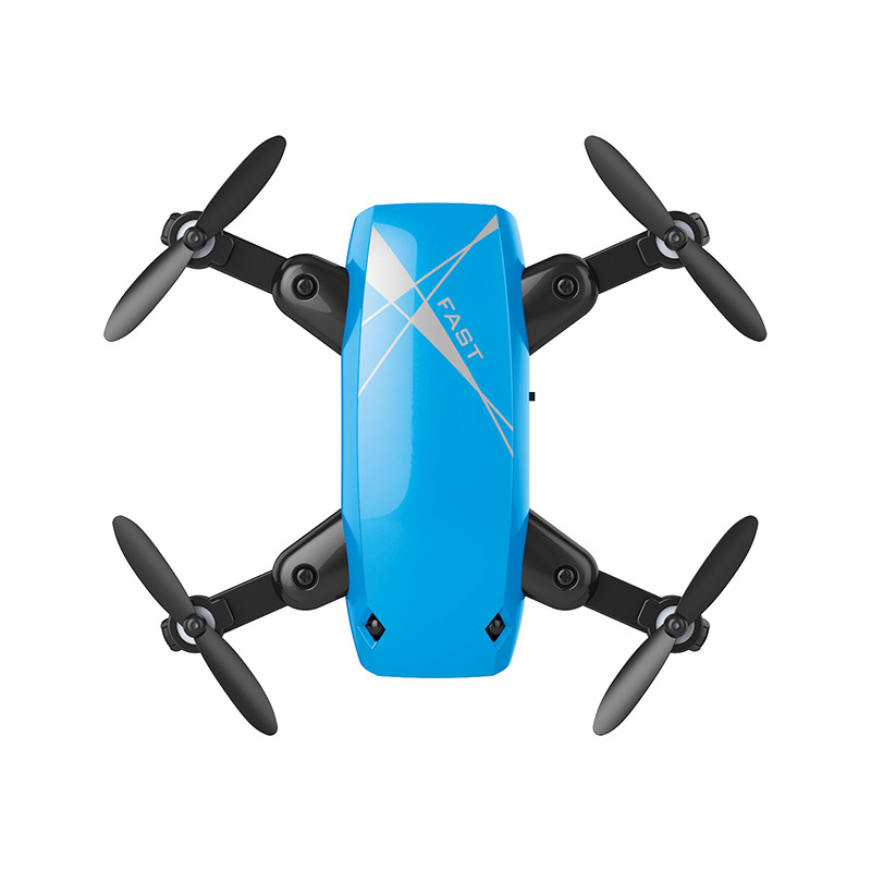 S9HW Mini Drone With Camera HD S9 No Camera Foldable RC Quadcopter Altitude Hold Helicopter WiFi FPV Micro Pocket Drone Aircraft 5