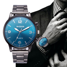 2019 New Fashion men watches water proof Women Crystal Stain