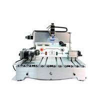 3 4 оси 6040 ЧПУ engraver резьба по дереву PCB фрезерный станок mach3