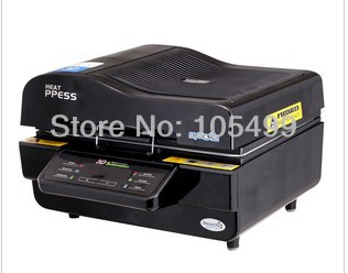 3D Multifunctionele Sublimatie Heat Press Machine/3D Vacuüm Sublimatie Warmte overdracht Machine/Iphone case Vacuüm Druk - 5