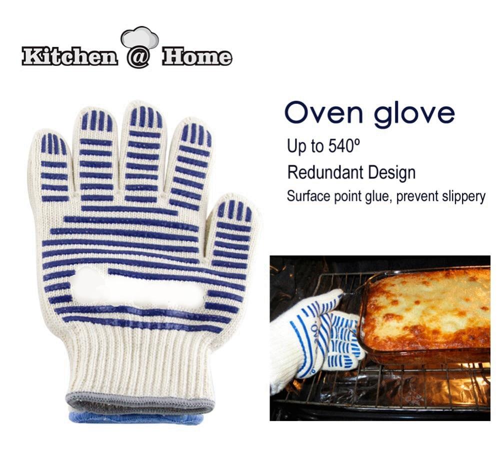 ᗔ2 piezas mitones del horno microondas guante a prueba de calor ...