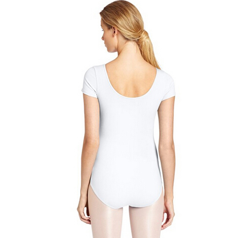 Women's Clothing Ballet Bodysuits For Women Short Sleeve Dance Wear Leotard Female Combinaison Femme Bodysuits Leotard Short Jumpsuits 10