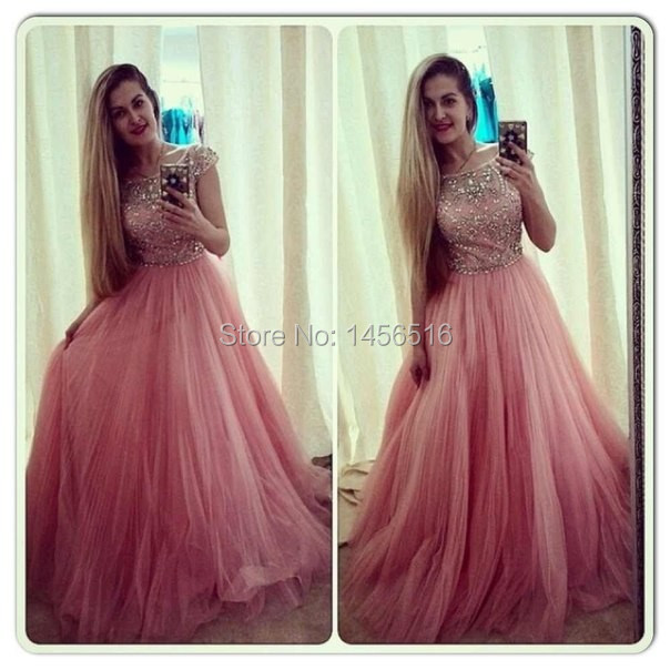 Plus Size Prom Poofy Dresses For Girls Fashion Dresses