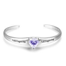 Promise Love Personalized Bangle