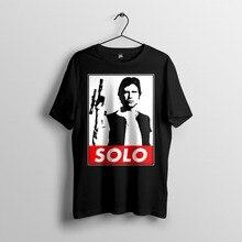 81bfccac7d1 Han Solo Funny Star Wars Film Comic - Mens Unisex T-Shirt T Shirt Mens