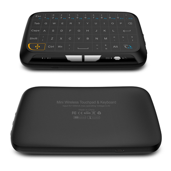 Mini USB 2.4Ghz Wireless Virtual Keyboard Touchpad Air Mouse