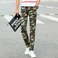 27-36 2016 Mens Jogger Autumn Pencil Harem Pants Men Camouflage Military Pants Loose Comfortable Cargo Trousers Camo Joggers