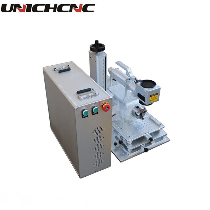 Machine de marquage laser à Fiber pour anneau de perroquet et étiquette de chien