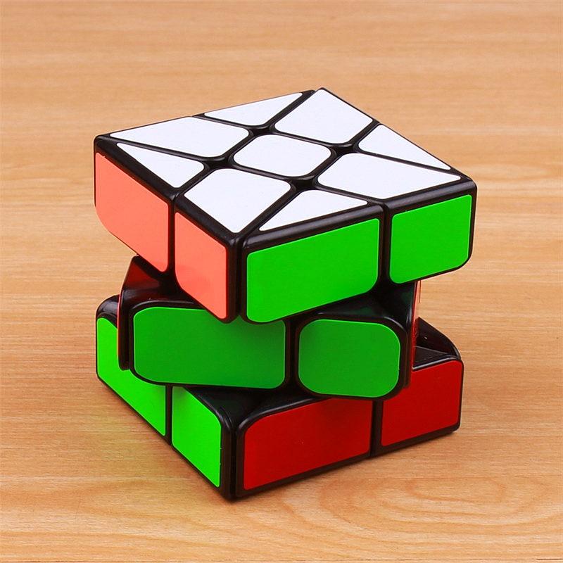 Izvorni YJ vjetar kotača kocka magija brzina puzzle kocka ABS - Igre i zagonetke - Foto 2