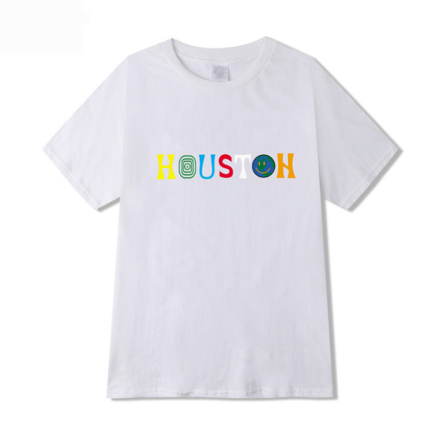 TRAVIS SCOTTS HOUSTON T-SHIRT (5 VARIAN)