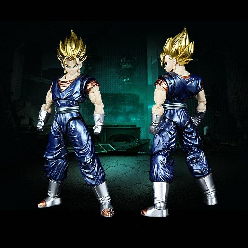 Offre spéciale originale Dragon Ball Super Saiyan végétto Ultra Instinct Goku Migatte métal coloriage Figure modèle Collection jouets