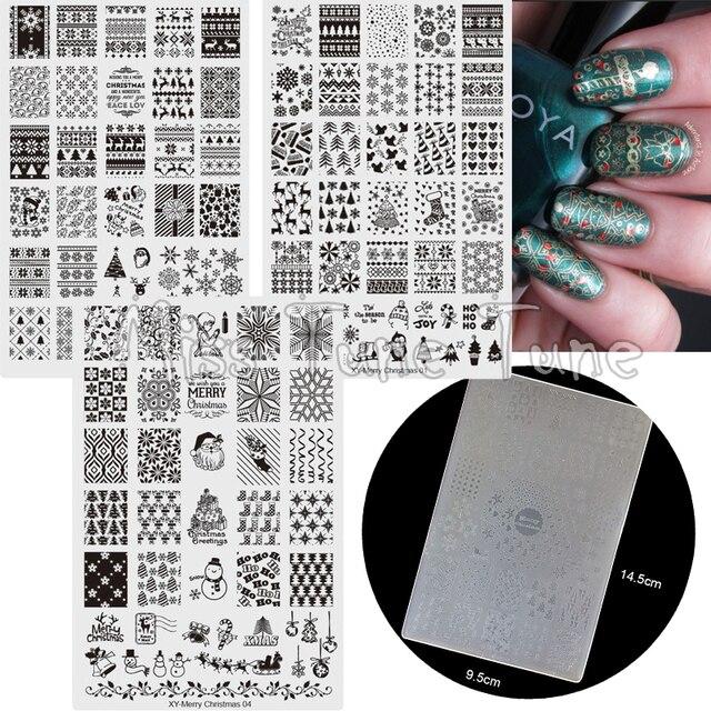 How To Use Nail Art Stamp With Gel Polish Splendid Wedding Company