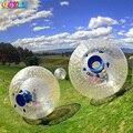 OCYLE Rollende Kugel 2 5 Mt 0 8mm Aufblasbare Gras Ball Menschliche Hamster Ball Aufblasbaren Körper Zorb Kugel für bewegung im freien freies Shipp|water walking ball|walking ballwater walking -