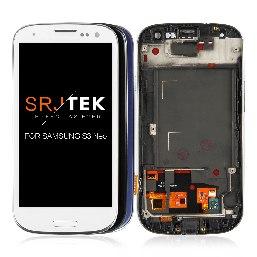 LCD for Samsung A897 Mythic with Glue Card