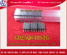 GD25Q64BSIG GD25Q64B GD25Q64 25Q64BS 10pcs/lots The original Free Shipping