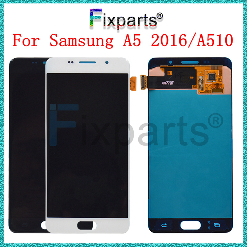 5.2 For Samsung A510 LCD Display Touch Screen Digitizer Assembly Replacement For Samsung Galaxy A5 2016 A510 LCD5.2 For Samsung A510 LCD Display Touch Screen Digitizer Assembly Replacement For Samsung Galaxy A5 2016 A510 LCD