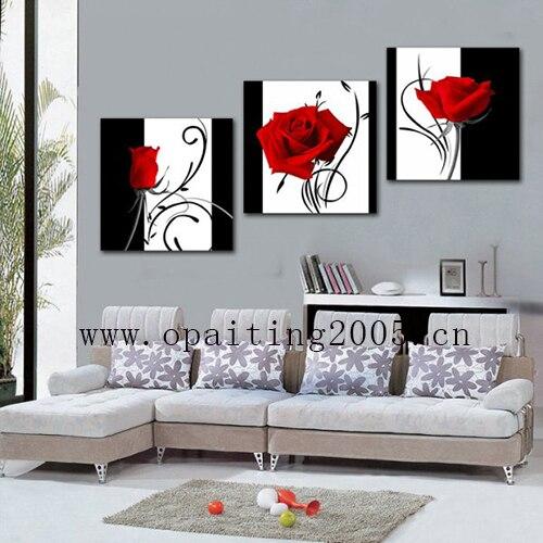 Aliexpress Hot Handmade Painting Decorative 3pcs