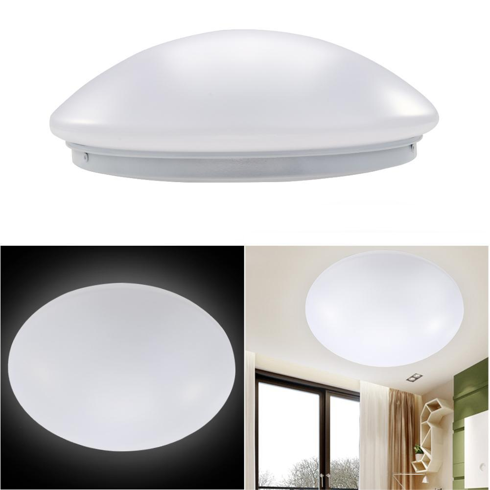 Led ceiling lights dia 260mm acrylic bright cool white 20w modern led ceiling lights dia 260mm acrylic bright cool white 20w modern fixture led lamp livingroom kitchen bedroom balcony light pjw in ceiling lights from arubaitofo Images