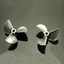 Aluminum alloy 3 blades paddle propellers