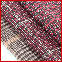 Nabi Cotton Fabric The Cloth Patchwork Fabrics By The Meter Clothing For Needlework Plaid Wool 50