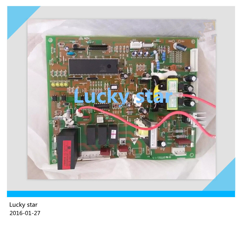 95% new for Haier Air conditioning computer board circuit board KFR-58LW/EBPJXF 0010400021 good working 95% new for haier refrigerator computer board circuit board bcd 198k 0064000619 driver board good working